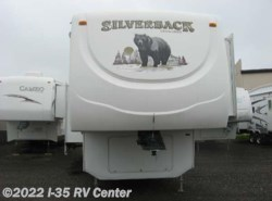 Used 2008  Forest River Cedar Creek Silverback 33LCDTS by Forest River from I-35 RV Center in Denton, TX