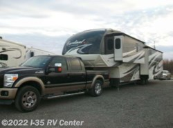 Used 2013  Forest River Cardinal 3850RL by Forest River from I-35 RV Center in Denton, TX