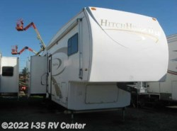 Used 2007  Nu-Wa Hitchhiker II 32.5UKTG by Nu-Wa from I-35 RV Center in Denton, TX