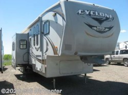 Used 2011  Miscellaneous  Cyclone RV CY 3950  by Miscellaneous from I-35 RV Center in Denton, TX