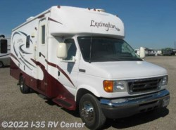 Used 2007  Forest River Lexington 255DS (Ford) by Forest River from I-35 RV Center in Denton, TX