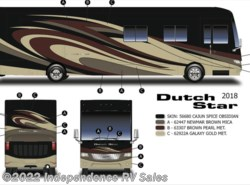 New 2018  Newmar Dutch Star 4369 by Newmar from Independence RV Sales in Winter Garden, FL