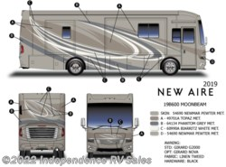 New 2019 Newmar New Aire 3345 available in Winter Garden, Florida