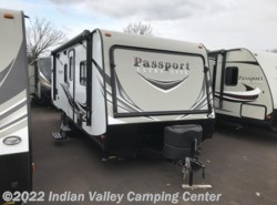 New 2017  Keystone Passport Ultra Lite 217 EXP by Keystone from Indian Valley Camping Center in Souderton, PA