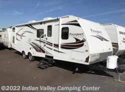 Used 2012  Keystone Passport Ultra Lite Grand Touring 2910BH by Keystone from Indian Valley Camping Center in Souderton, PA