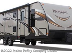 Used 2015  Keystone Passport Ultra Lite Elite 23RB by Keystone from Indian Valley Camping Center in Souderton, PA