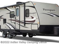 Used 2015  Keystone Passport Ultra Lite Grand Touring 2810BH by Keystone from Indian Valley Camping Center in Souderton, PA