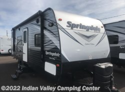 New 2018  Keystone Springdale 260LE by Keystone from Indian Valley Camping Center in Souderton, PA