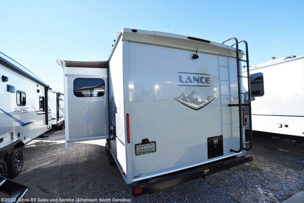 2021 Lance 1995 5000 Pounds Tow Rating