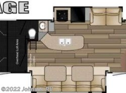 Used 2015  Heartland RV Cyclone 3800 by Heartland RV from Johnson RV in Sandy, OR