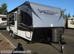 Used 2016  Keystone Springdale 202QBWE by Keystone from Johnson RV in Sandy, OR