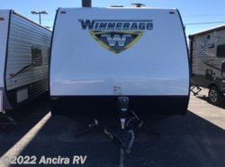 New 2017  Winnebago Minnie 2455BHS by Winnebago from Ancira RV in Boerne, TX