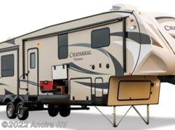 New 2018  Coachmen Chaparral 336TSIK by Coachmen from Ancira RV in Boerne, TX