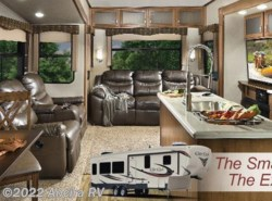 New 2018  Forest River Cedar Creek Silverback 37FLK by Forest River from Ancira RV in Boerne, TX