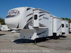 Used 2013  Prime Time Sanibel 3400 39' by Prime Time from Kennedale Camper Sales in Kennedale, TX