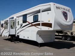"Used 2011  CrossRoads Seville 35 RL 38"" by CrossRoads from Kennedale Camper Sales in Kennedale, TX"