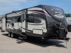 "Used 2016  Palomino Puma Unleashed 30THSS 35'4"" **TOYBOX** by Palomino from Kennedale Camper Sales in Kennedale, TX"