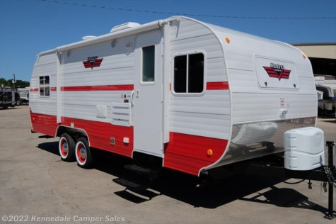 2018 Riverside RV White Water Retro 199FKS 25'6