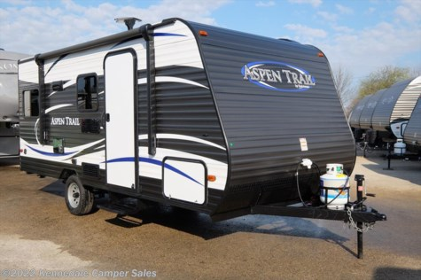 2018 Dutchmen Aspen Trail 1750RD Mini 21'2
