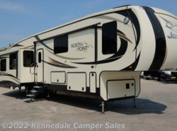 "Used 2016 Jayco North Point 377 RLBH 42'7"" available in Kennedale, Texas"