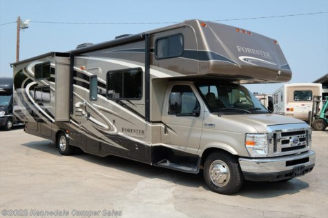 2013 Forest River Forester 3171DS 32'