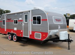 "New 2018  Riverside RV White Water Retro 195 24'7"" by Riverside RV from Kennedale Camper Sales in Kennedale, TX"