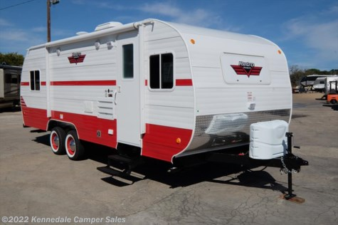 2018 Riverside RV White Water Retro 199FKS