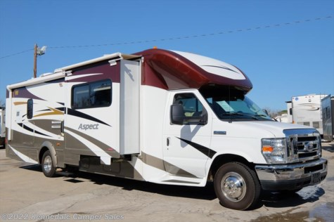 2012 Winnebago Aspect 30C 31'6