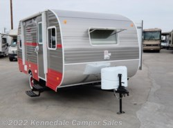 "New 2018  Riverside RV White Water Retro 176S 18'6"" by Riverside RV from Kennedale Camper Sales in Kennedale, TX"