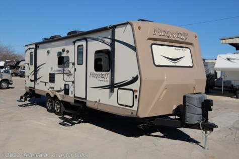2016 Forest River Flagstaff Super Lite/Classic 27BEWS 32