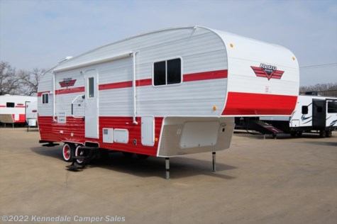 2017 Riverside RV White Water Retro 526RK 29'3