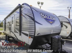 New 2017  Forest River Salem 28CKDS by Forest River from Keystone RV MEGA Center in Greencastle, PA