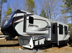 Used 2014  Keystone Raptor 365LEV by Keystone from Commonwealth RV in Ashland, VA