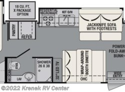 New 2017  Forest River FR3 29DS by Forest River from Krenek RV Center in Coloma, MI
