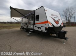 New 2017  K-Z  Sportster® 100 Travel Trailer 321TH10 by K-Z from Krenek RV Center in Coloma, MI