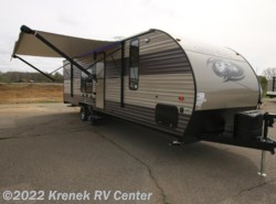 New 2018  Forest River Cherokee Grey Wolf 26RR by Forest River from Krenek RV Center in Coloma, MI