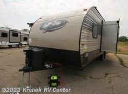 New 2018  Forest River Cherokee Grey Wolf 23DBH by Forest River from Krenek RV Center in Coloma, MI