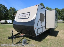 New 2018  K-Z Escape E191BH by K-Z from Krenek RV Center in Coloma, MI