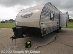 New 2018  Forest River Cherokee Grey Wolf 23MK by Forest River from Krenek RV Center in Coloma, MI