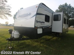 Used 2016 Keystone Springdale 282BH available in Coloma, Michigan