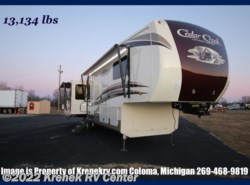 New 2018 Forest River Cedar Creek Hathaway Edition 36CK2 available in Coloma, Michigan