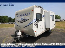 Used 2013 Skyline Nomad 170 available in Coloma, Michigan