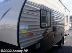 New 2016  Forest River Grey Wolf 19RR by Forest River from Ansley RV in Duncansville, PA