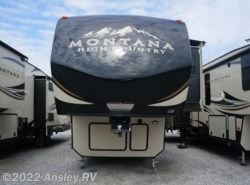 New 2017  Keystone Montana High Country 340BH by Keystone from Ansley RV in Duncansville, PA