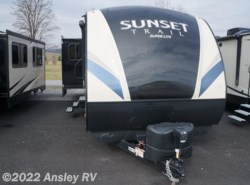 New 2017  CrossRoads Sunset Trail Super Lite 322BH by CrossRoads from Ansley RV in Duncansville, PA