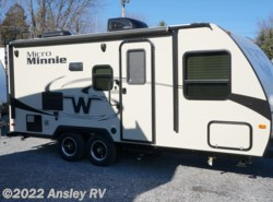 New 2018  Winnebago Micro Minnie 2106FBS by Winnebago from Ansley RV in Duncansville, PA