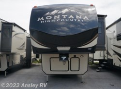 New 2017  Keystone Montana High Country 370BR by Keystone from Ansley RV in Duncansville, PA