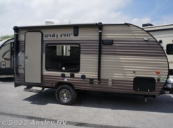New 2018 Forest River Wolf Pup 17RP available in Duncansville, Pennsylvania