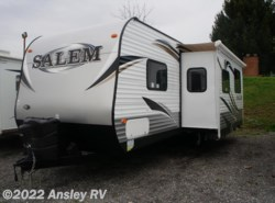 Used 2013  Forest River Salem T26TBUD by Forest River from Ansley RV in Duncansville, PA