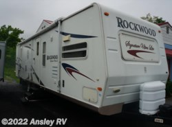 Used 2007  Forest River Rockwood Signature Ultra Lite 8315SS by Forest River from Ansley RV in Duncansville, PA